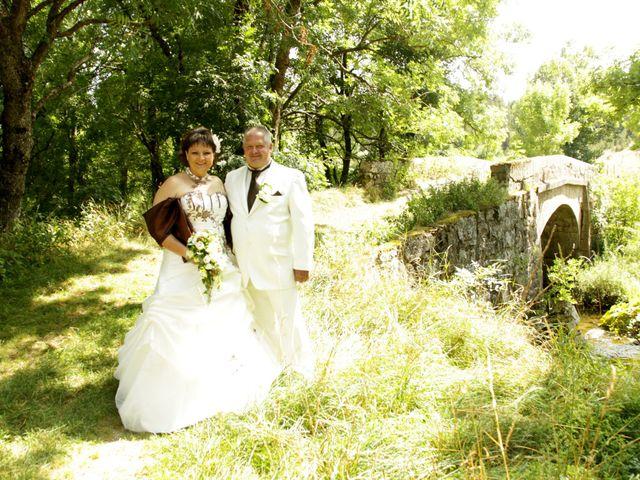 Le mariage de Jean-Claude et Mélanie à Belvezet, Lozère 8