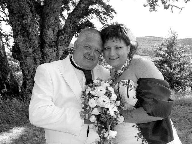 Le mariage de Jean-Claude et Mélanie à Belvezet, Lozère 9
