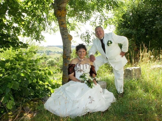 Le mariage de Jean-Claude et Mélanie à Belvezet, Lozère 13
