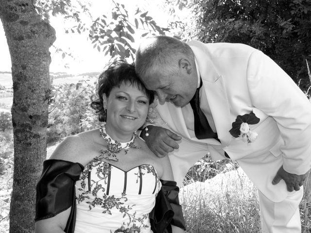 Le mariage de Jean-Claude et Mélanie à Belvezet, Lozère 14