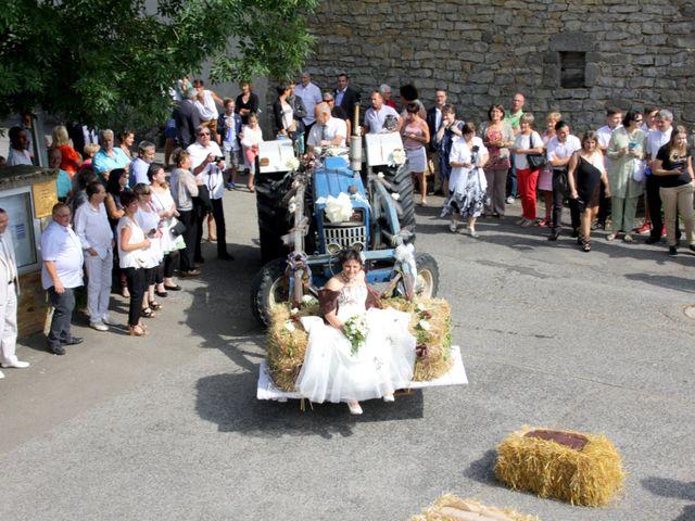 Le mariage de Jean-Claude et Mélanie à Belvezet, Lozère 18