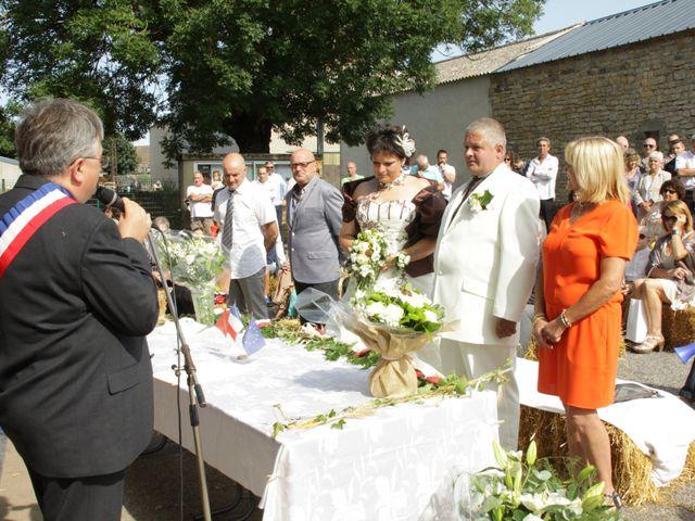 Le mariage de Jean-Claude et Mélanie à Belvezet, Lozère 20