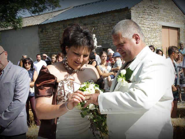Le mariage de Jean-Claude et Mélanie à Belvezet, Lozère 25