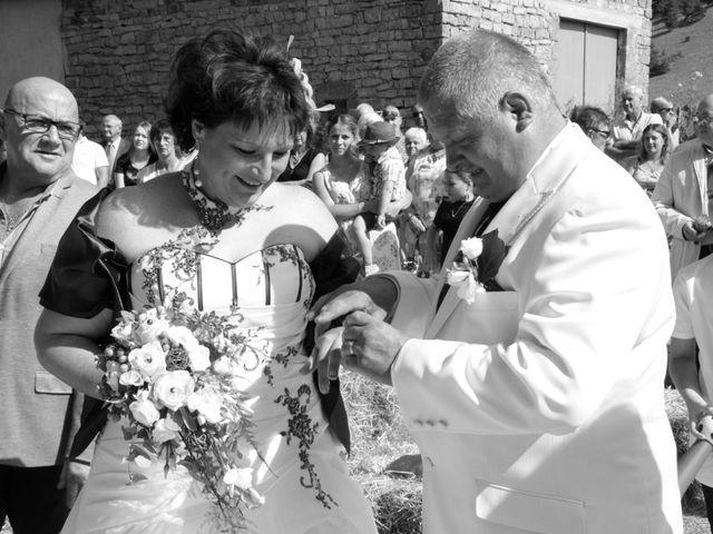 Le mariage de Jean-Claude et Mélanie à Belvezet, Lozère 26