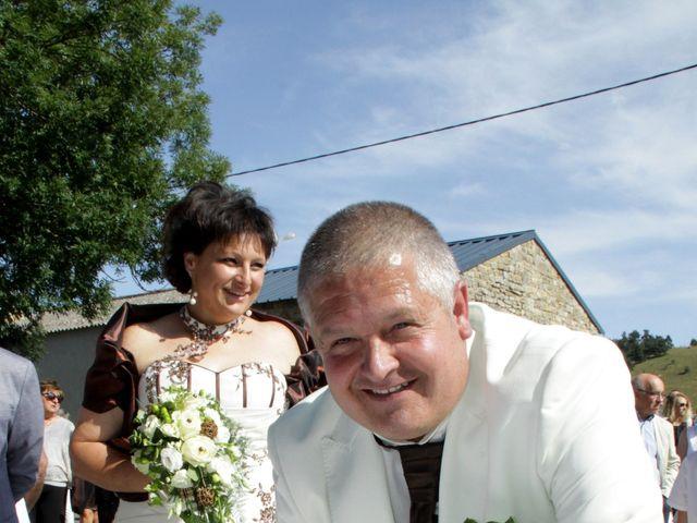 Le mariage de Jean-Claude et Mélanie à Belvezet, Lozère 27