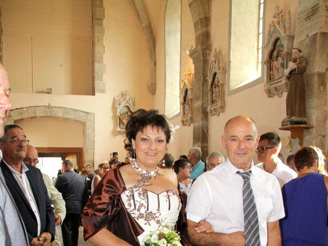 Le mariage de Jean-Claude et Mélanie à Belvezet, Lozère 40