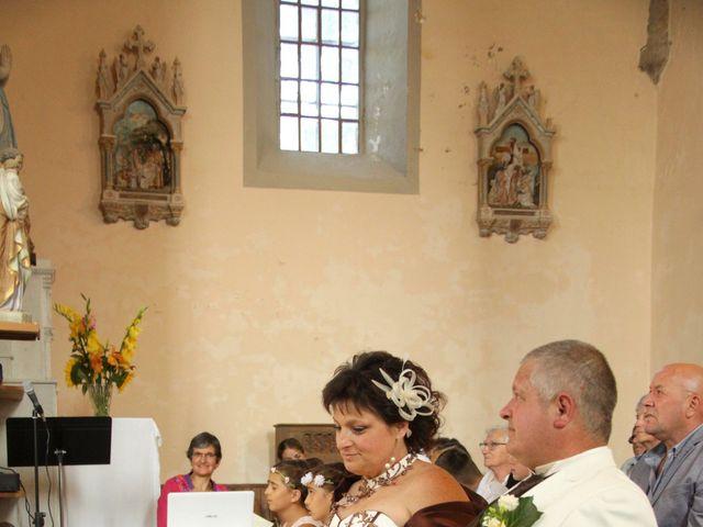 Le mariage de Jean-Claude et Mélanie à Belvezet, Lozère 42