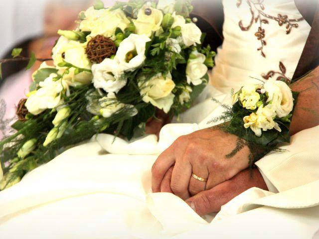 Le mariage de Jean-Claude et Mélanie à Belvezet, Lozère 43