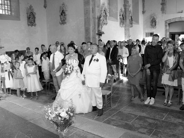 Le mariage de Jean-Claude et Mélanie à Belvezet, Lozère 44