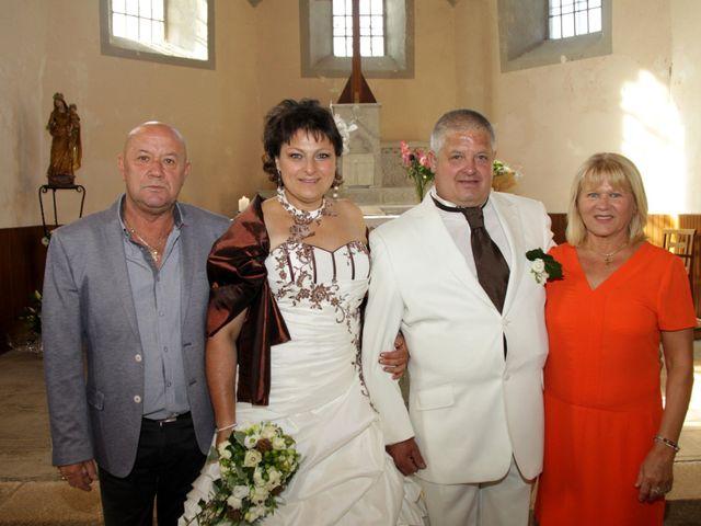 Le mariage de Jean-Claude et Mélanie à Belvezet, Lozère 45