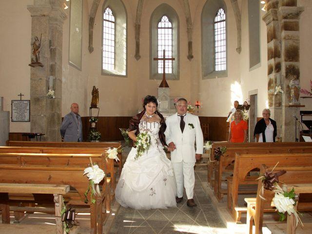 Le mariage de Jean-Claude et Mélanie à Belvezet, Lozère 47