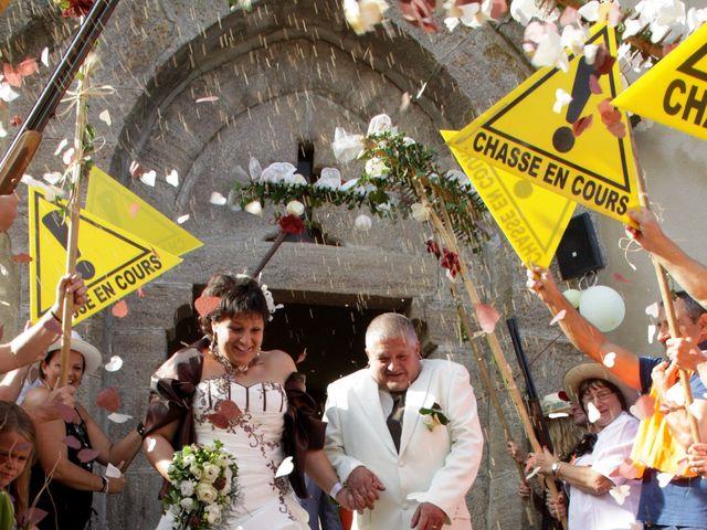 Le mariage de Jean-Claude et Mélanie à Belvezet, Lozère 49