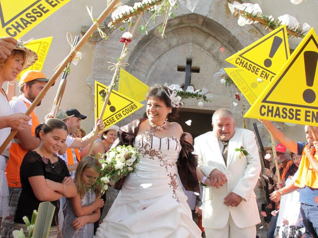 Le mariage de Jean-Claude et Mélanie à Belvezet, Lozère 50