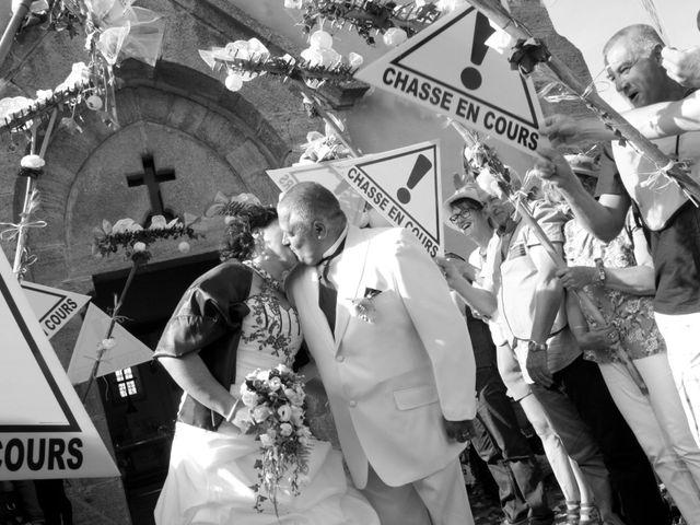 Le mariage de Jean-Claude et Mélanie à Belvezet, Lozère 52