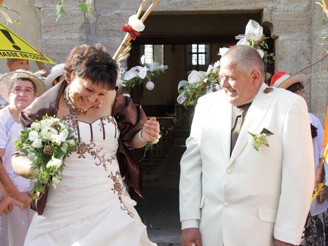 Le mariage de Jean-Claude et Mélanie à Belvezet, Lozère 53
