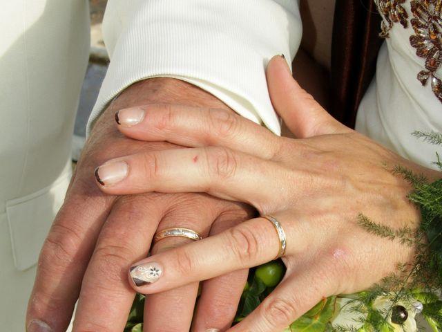 Le mariage de Jean-Claude et Mélanie à Belvezet, Lozère 59
