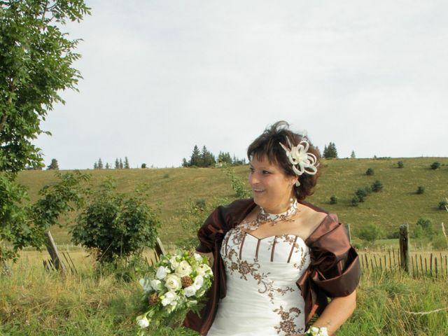 Le mariage de Jean-Claude et Mélanie à Belvezet, Lozère 60