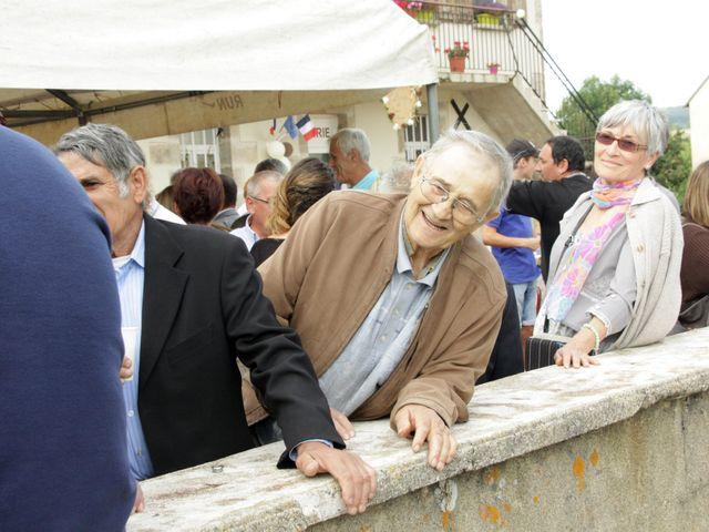 Le mariage de Jean-Claude et Mélanie à Belvezet, Lozère 62