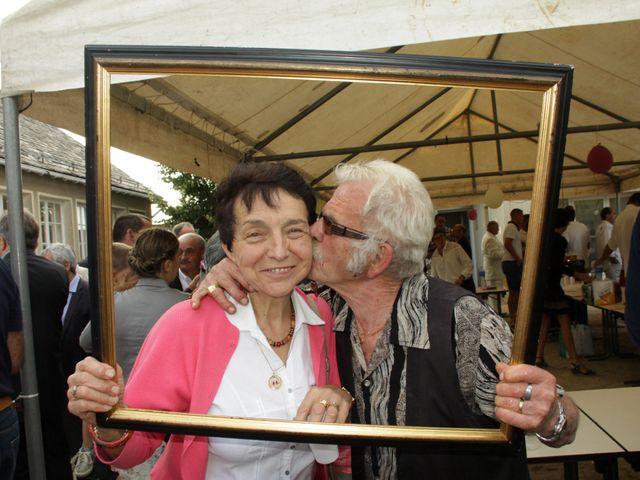 Le mariage de Jean-Claude et Mélanie à Belvezet, Lozère 65