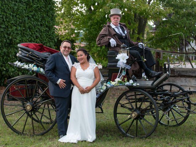Le mariage de Laure et Jean-Christophe