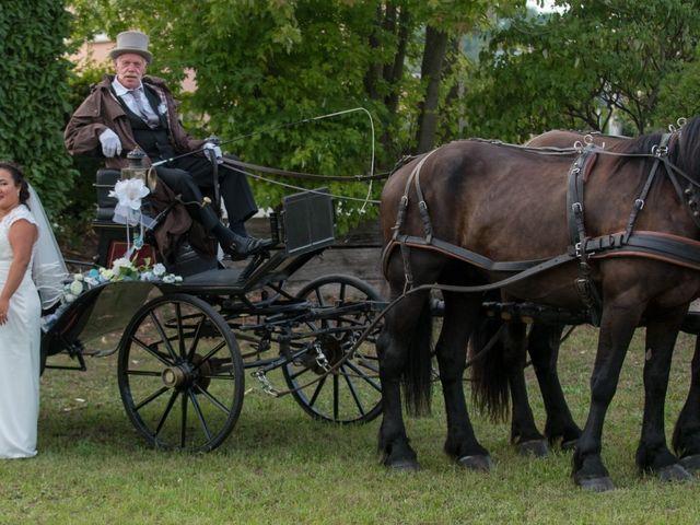 Le mariage de Jean-Christophe et Laure à Habsheim, Haut Rhin 18