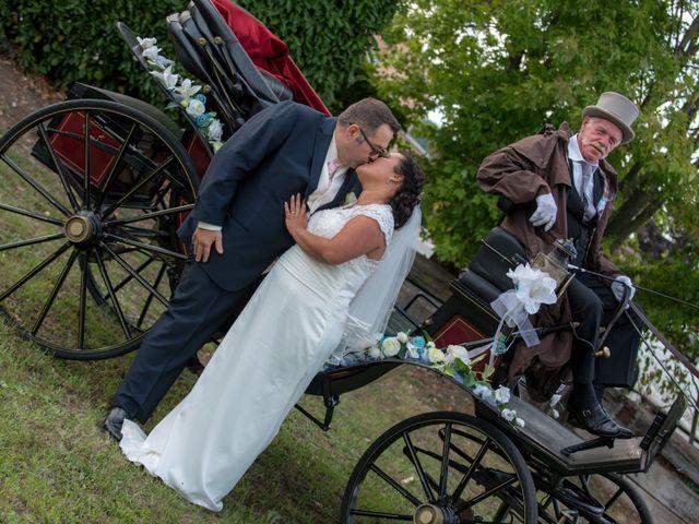 Le mariage de Jean-Christophe et Laure à Habsheim, Haut Rhin 2