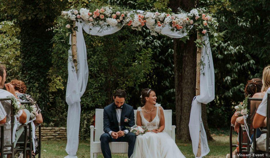 Le mariage de Xavier et Iris à Paris, Paris