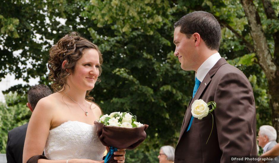 Le mariage de Matthieu et Laura à Rochefort, Charente Maritime
