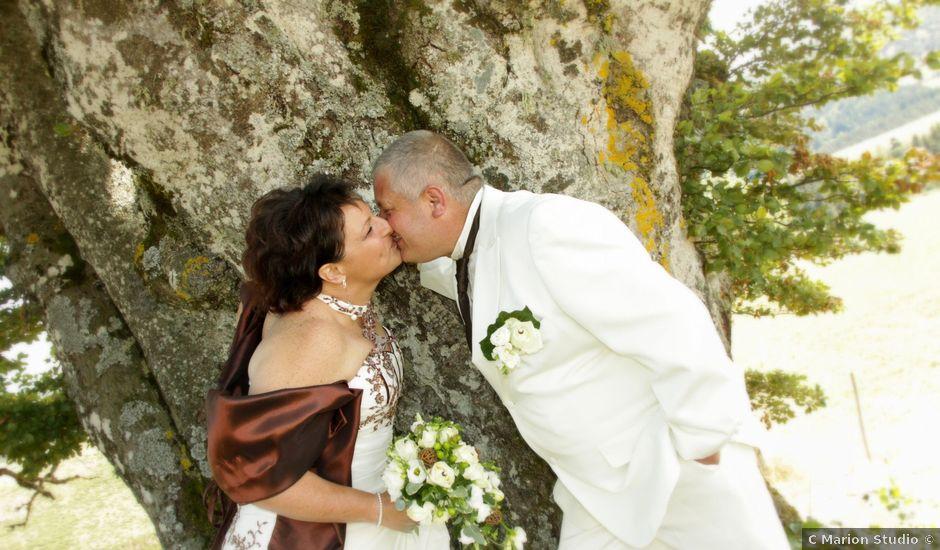 Le mariage de Jean-Claude et Mélanie à Belvezet, Lozère