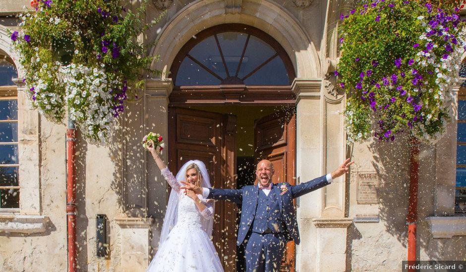 Le mariage de Ludovic et Johanne à Monteux, Vaucluse