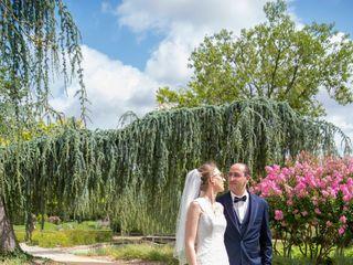 Le mariage de Gwenaelle et Sébastien  1