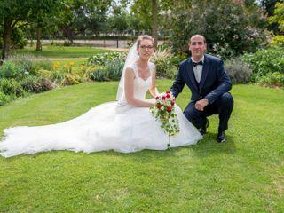 Le mariage de Gwenaelle et Sébastien