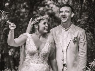 Le mariage de Paola et Sébastien