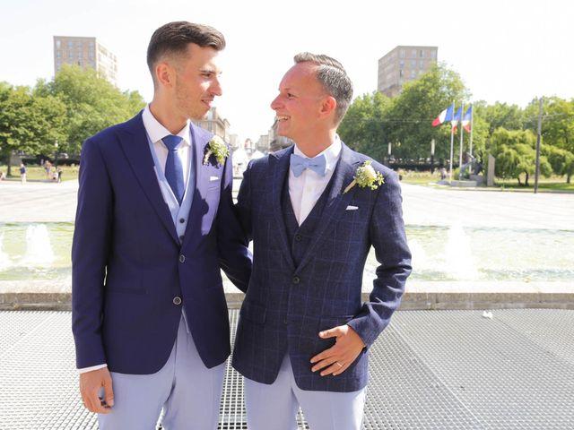 Le mariage de Alexandre et Nicolas à Le Havre, Seine-Maritime 38