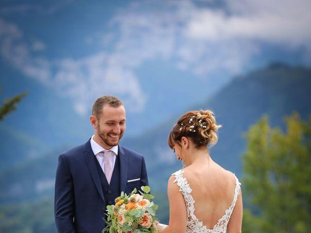 Le mariage de Marvin  et Marie à La Roche-sur-Foron, Haute-Savoie 1