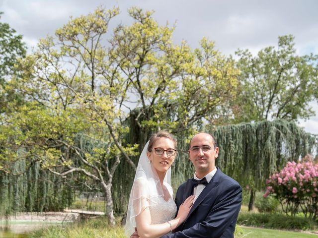 Le mariage de Sébastien  et Gwenaelle à Poitiers, Vienne 4