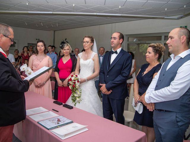 Le mariage de Sébastien  et Gwenaelle à Poitiers, Vienne 1