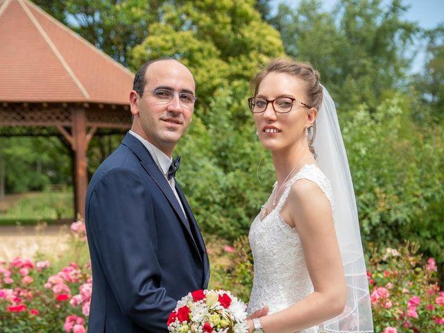 Le mariage de Sébastien  et Gwenaelle à Poitiers, Vienne 10