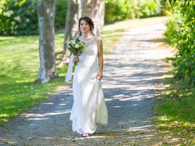 Le mariage de Gilles et Camille à Varades, Loire Atlantique 3