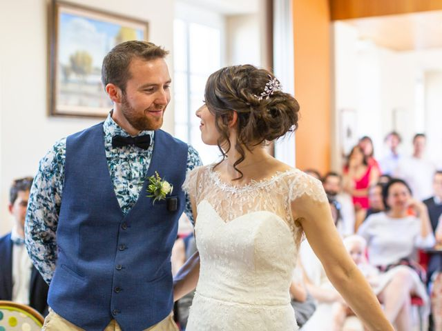 Le mariage de Gilles et Camille à Varades, Loire Atlantique 17