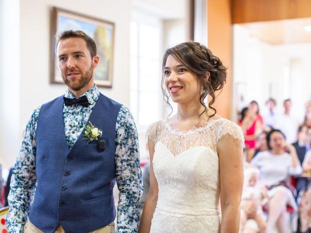 Le mariage de Gilles et Camille à Varades, Loire Atlantique 18