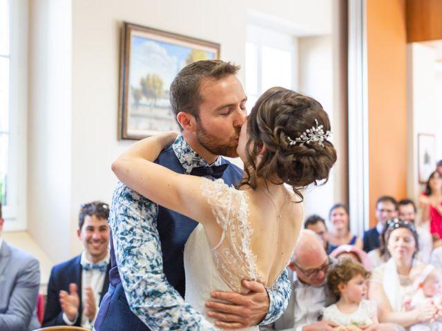 Le mariage de Gilles et Camille à Varades, Loire Atlantique 20