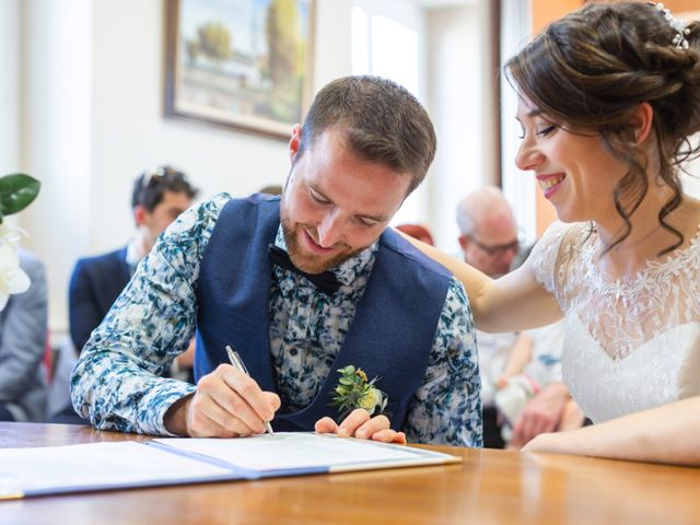 Le mariage de Gilles et Camille à Varades, Loire Atlantique 23