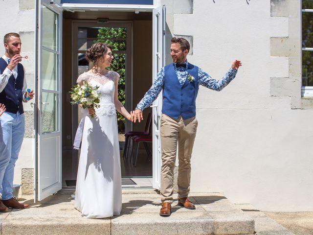 Le mariage de Gilles et Camille à Varades, Loire Atlantique 24