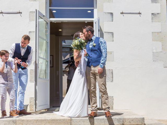 Le mariage de Gilles et Camille à Varades, Loire Atlantique 26