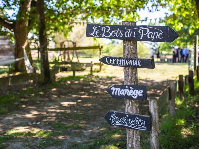 Le mariage de Gilles et Camille à Varades, Loire Atlantique 37
