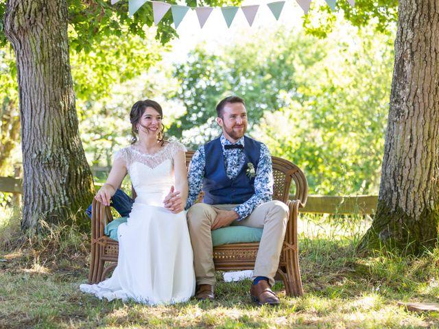 Le mariage de Gilles et Camille à Varades, Loire Atlantique 59
