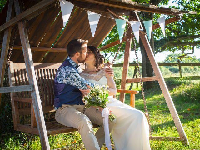 Le mariage de Gilles et Camille à Varades, Loire Atlantique 93