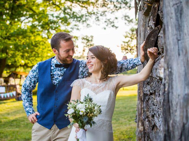 Le mariage de Gilles et Camille à Varades, Loire Atlantique 2