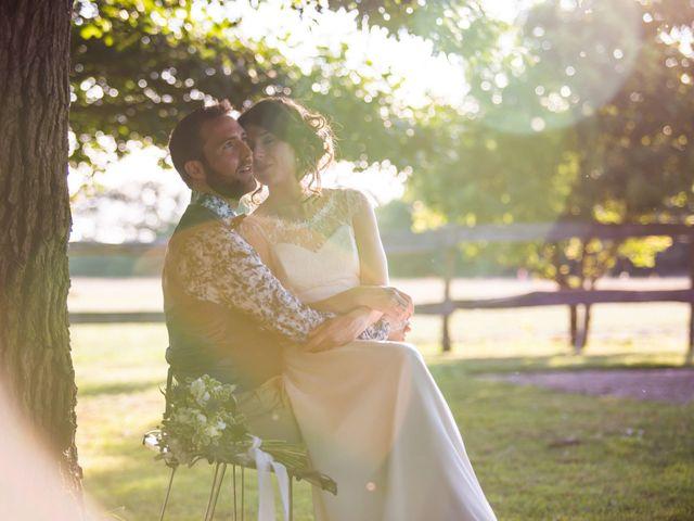 Le mariage de Gilles et Camille à Varades, Loire Atlantique 110